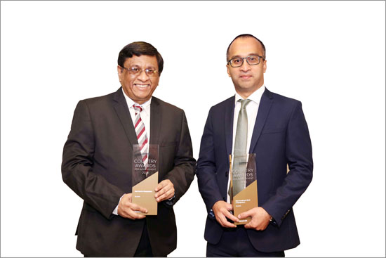 City Bank awarded Best Bank and Best Investment Bank in Bangladesh by FinanceAsia