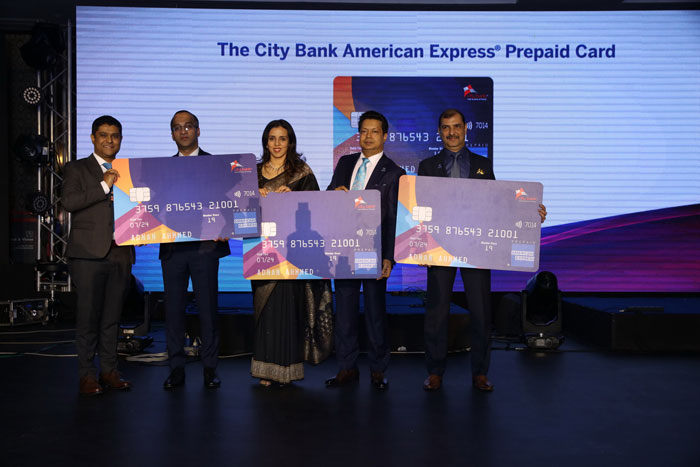City Bank and American Express  celebrates 10 years in Bangladesh
